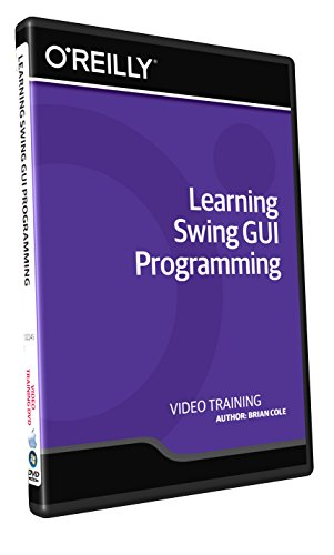 Learning Swing GUI Programming - Training DVD