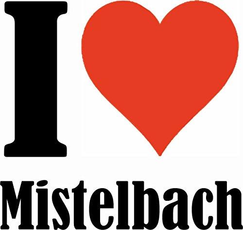 """Handyhülle iPhone 4 / 4S """"I Love Mistelbach"""" Hardcase Schutzhülle Handycover Smart Cover für Apple iPhone … in Weiß … Schlank und schön, das ist unser HardCase. Das Case wird mit einem Klick auf deine"""
