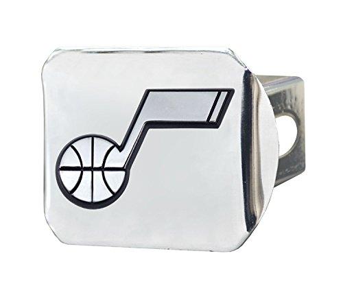 Fanmats NBA Utah Jazz Hitch Cover 3.4x4 by Fanmats