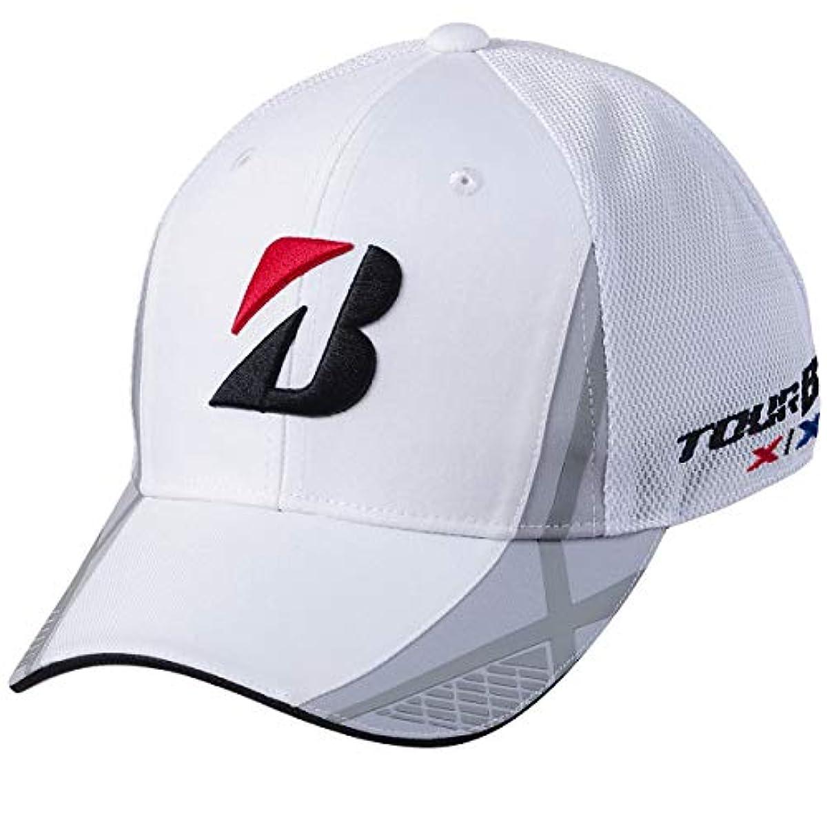 [해외] 브리지스톤 투어B 프로 착용 모델 캡 CPSG01 (CPSG01) 골프 캡 20SS 맨즈 BRIDGESTONE