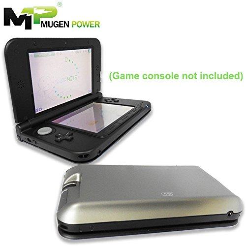 Nintendo 3DS XL 5800mAh (Silver) by Mugen Power