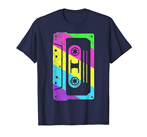 Cassette Tape Costume Shirt 80s 90s | Party Wear Outfit -
