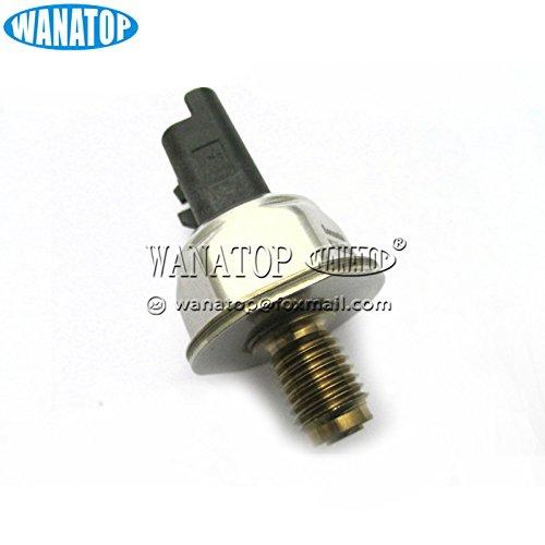 NEW Fuel Rail Pressure Sensor 9658227880 55PP06-03 For Peugeot 107 207 307 308 1.4 1.6 D WANATOP