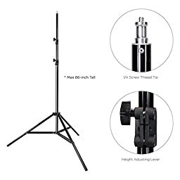 LimoStudio Two Photo Studio Monolight Strobe Flash Softbox Umbrella Lighting Kits Trigger Carry Bag, AGG710