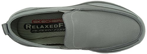 Skechers Superior- Faris 64481, Zaparillas Deportivas, Hombre Gray