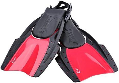ダックウェブ 水泳、シュノーケリングに理想的ウルトラライトシュノーケリングフィンダイビングフィン ダイビングフィン (Size : EU 36-38)