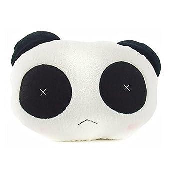 ZSTVIVA Cute Panda Auto Decoración Cojín Asiento ...