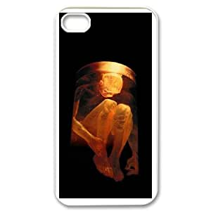 Alice In Chains Band For iPhone 4 4s Custom Cell Phone Case Cover 97II922885