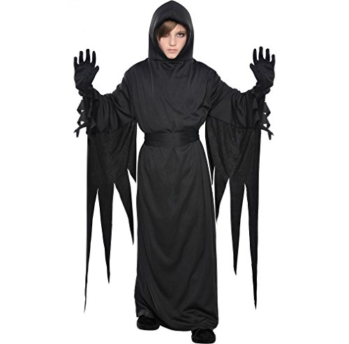 Black Terror Robe Child for $<!--$13.49-->