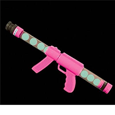 Glow in the Dark Moon Blaster - Pink: Toys & Games