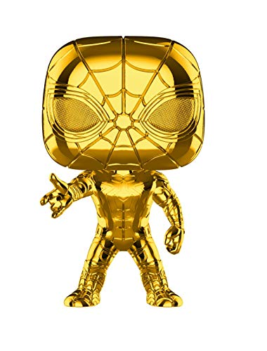 Pop! Bobble Marvel Marvel Studios 10 Iron Spider (Chrome)