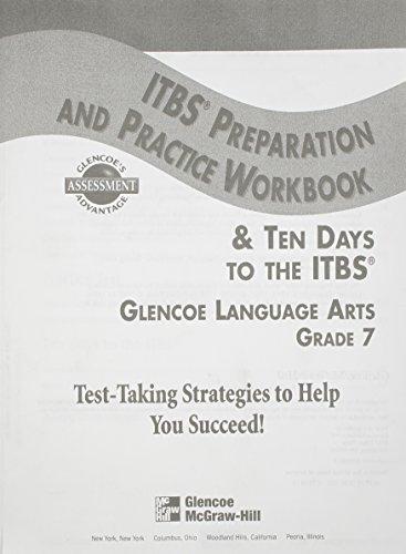 ITBS Preparation and Practice Workbook, Grade 7 (Language Arts)