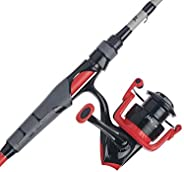Abu Garcia Black Max & Max X Spinning Reel and Fishing Rod Co