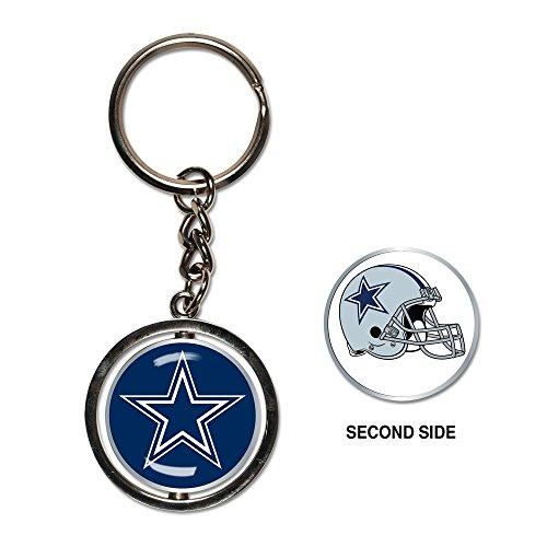 NFL Dallas Cowboys Spinner Key Ring