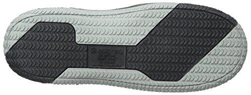 Isotoner Mens Mesh Slide Sandal Charcoal rKd6E