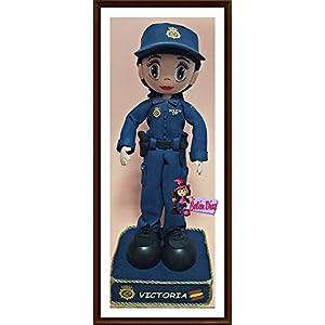 Fofucha policia nacional 24