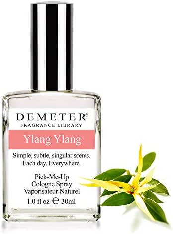 Demeter Fragrance Library - Ylang Ylang - 1 Ounce / 30 ml Cologne Spray