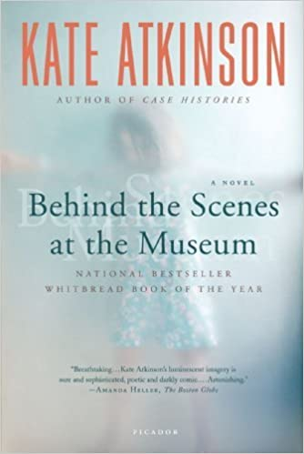 Book Behind the Scenes at the Museum: A Novel by Kate Atkinson (1997-02-01)