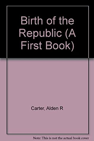 book cover of Birth of the Republic