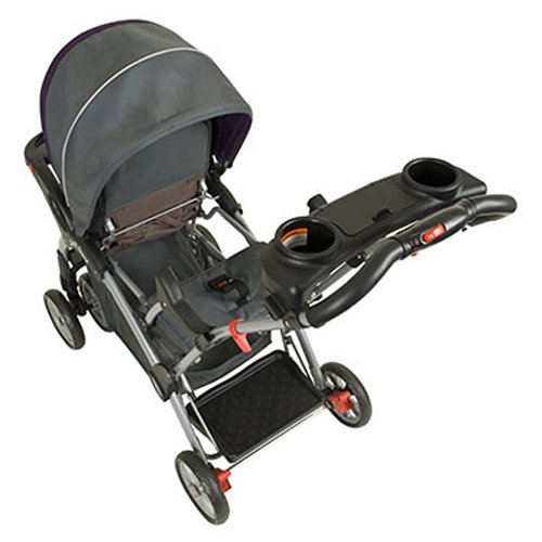 Baby Trend Sit N Stand Double Travel System Stroller & Car Seat - Elixer by Baby Trend (Image #2)