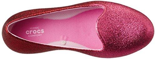 crocs Crocsevesprklk - Bailarinas Niñas Rosa (Party Pink)