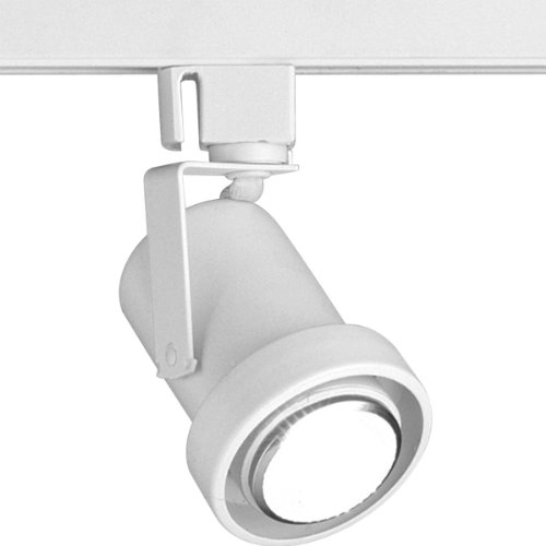 Progress Lighting P6325-28 High Tech Track Head, Bright White (Track Fixture Tech High)