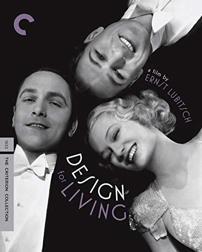 - Design for Living (The Criterion Collection) [Blu-ray]