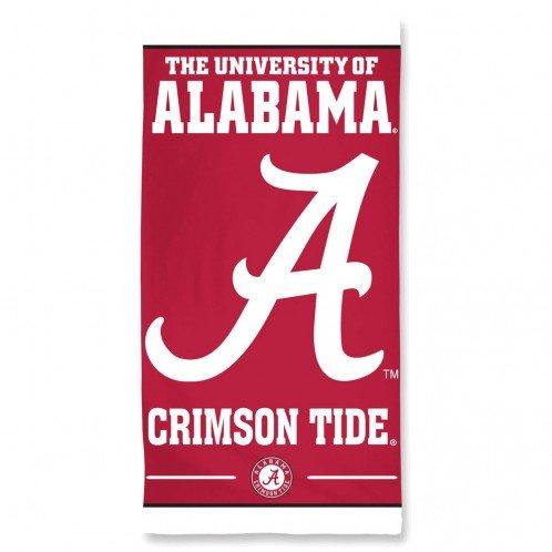 Alabama Crimson Tide 30'' x 60''Beach Towel by NCAA (Image #1)