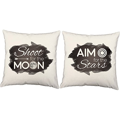 Shoot for the Moon Pillows - 1
