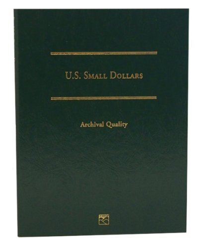 Littleton U.S. Small Dollars Coin Folder LCFSD