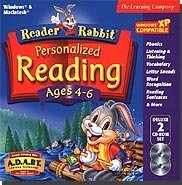 Reader Rabbit Personalized Reading - Ages 4-6 (PC)