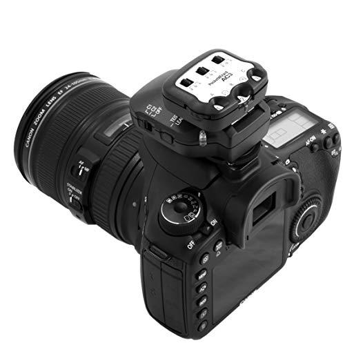 PocketWizard FlexTT5 for Nikon Bonus Kit to Trigger Remote Flashes (TTL or Manual) or Remote Cameras