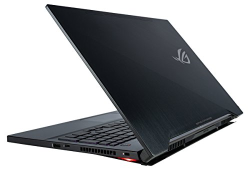 "CUK ROG Zephyrus M Ultra Slim Gamer Notebook (Intel i7-8750H, 16GB RAM, 500GB NVMe SSD + 1TB HDD, NVIDIA GTX 1060 6GB, 15.6"" FHD 144Hz 3ms G-SYNC, Windows 10 Home) VR Ready Gaming Laptop Computer"