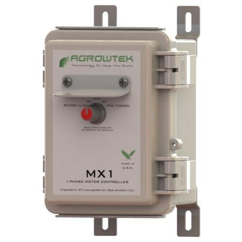 Agrowtek Mx1 AC Single Phase 120VAC/8A R - 8a Motor Shopping Results