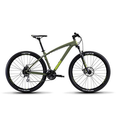 Diamondback 2019 Overdrive 29 1 Mountain Bike Matte Army Green