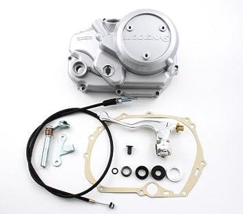 Amazon com: TB DRZ and KLX 110 Manual Clutch Kit: Automotive