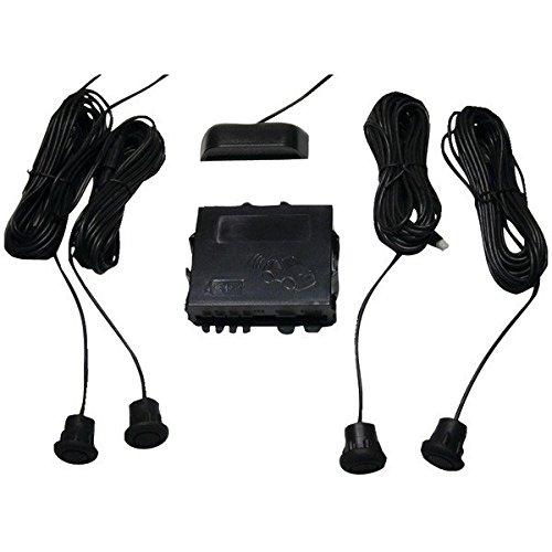 Sensor Crime Stopper - Crimestopper Parking-Sensor System with Top Display (CA-5010.II.MBS)