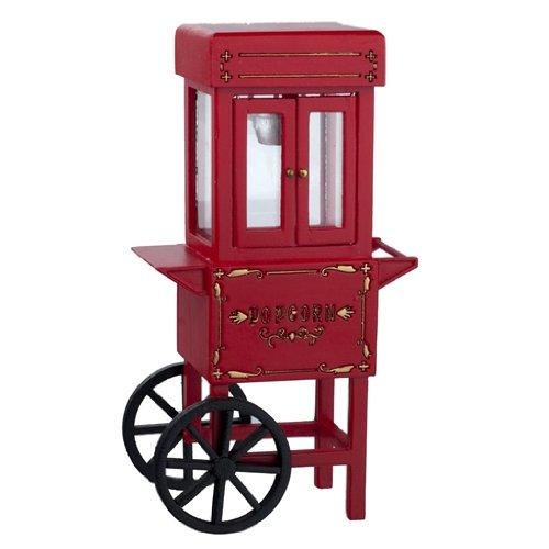 Dollhouse Miniature Old-Fashioned Popcorn Machine