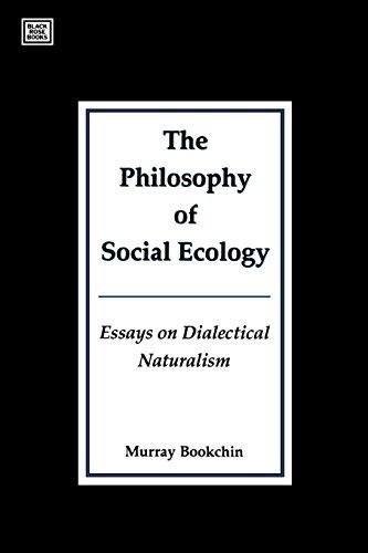 Philosophy Of Social Ecology - http://medicalbooks.filipinodoctors.org
