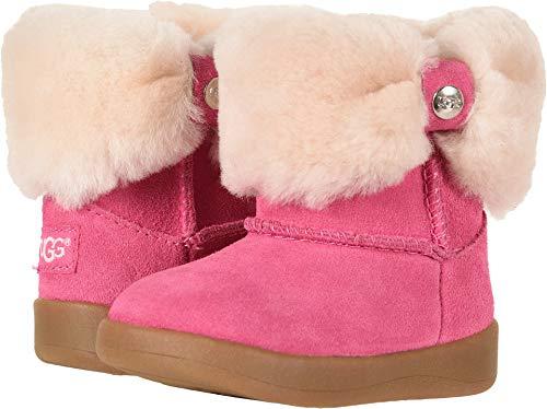 UGG Girls' I Ramona Fashion Boot, Pink Azalea,