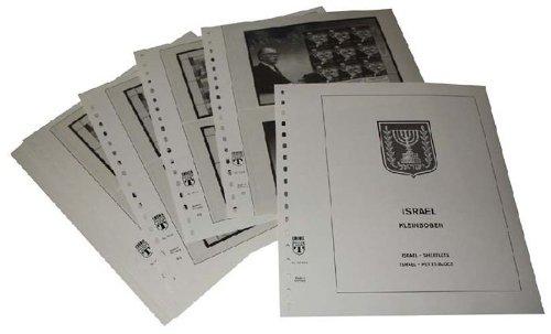 Lindner-T Vordruckblätter T157K/11 Israel Kleinbogen- Jahrgang 2011-2014 by LINDNER