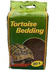 Lucky Reptile Tortoise Bedding 20 l, landschildpadden aarde
