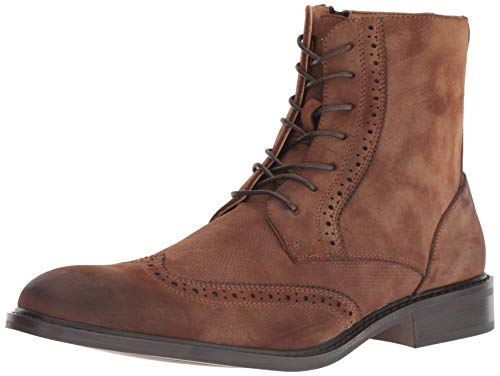 Unlisted by Kenneth Cole Men's Buzzer Fashion Boot, tan, 11 M US