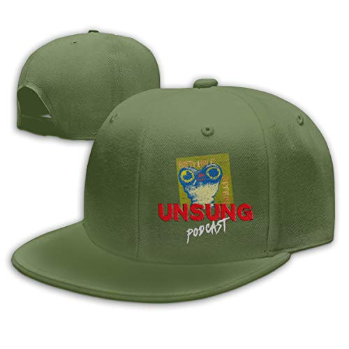 (Nutmix Butthole Surfers Independent Worm Saloon Unisex Classic Adjustable Baseball Hat Moss)