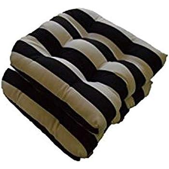 Amazon Com Set Of 2 Universal Tufted U Shape Cushions