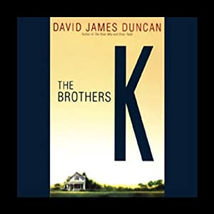 The Brothers K Audiobook