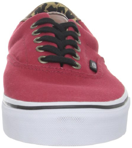 Rouge U Era mixte Baskets Vans mode adulte qwdgwYf