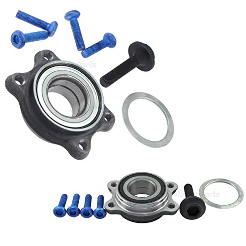inMotion Parts Front Wheel Hub Bearing Kit IMP513227k for Audi A6 11-06 A6 Quattro 11-05 A7 Quattro 12 A8 Quattro 12-04 R8 12-08 S6 11-07 S8 09-07 Volkswagen Phaeton 06-04, replace 513227k, 2Pack