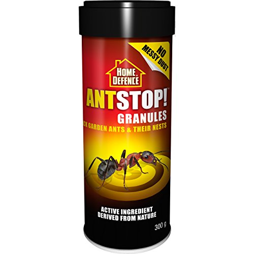 Home Defence 300 g 119490 Ant Stop Granules - Black