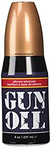 Gun Oil 8oz, 8oz Bottle